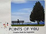 Points of Youカードで心の奥の夢を引き出す